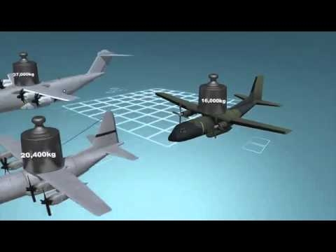 Turkey accepts first new Airbus A400m military cargo plane (VIDEO ...