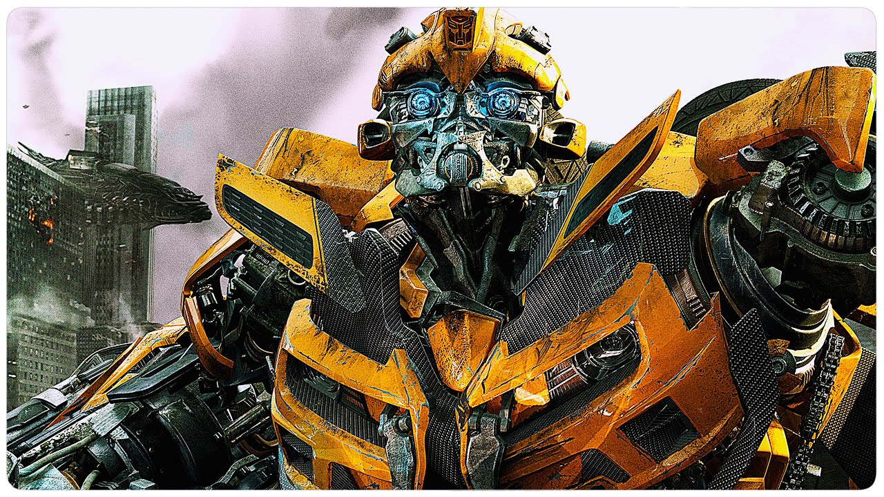Transformers 5 Bumblebee Film Harry Potter 8 Civil
