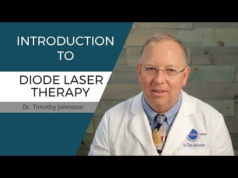 Diode Laser Therapy - Introduction