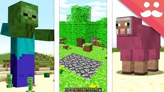 Things only ORIGINAL MINECRAFTERS Remember! #3