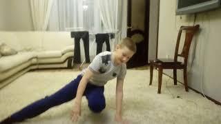 Обучение подсечки из брейк-данса