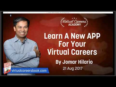 New Tool For Virtual Assistants:  Learn A New App For Your Virtual Careers