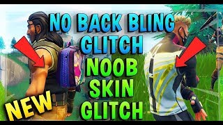 How To Fix Back Bling & Default Skin Glitch In Fortnite Season 5 ( Xbox , Ps4 & Pc )