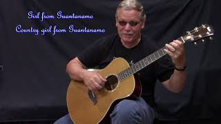 Guantanamera (a Cuban folk song) - as sung by Jack Marti