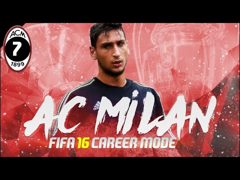 FIFA 16 | AC Milan Career Mode S3 Ep7 - CARLOS IS BACCA IN BUSINESS & RECORD WIN!!