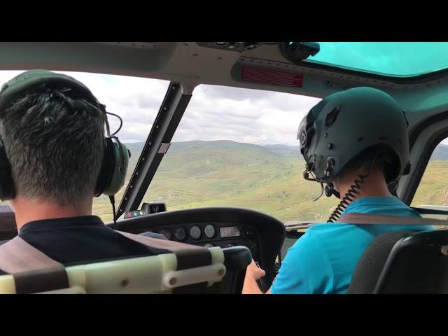 Zbor în satele pierdute de pe coasta de sud-est a Madagascarului