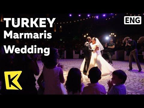 【K】Turkey Travel-Marmaris[터키 여행-마르마리스]결혼식 풍경/Mugla/Wedding/Reception/Dance