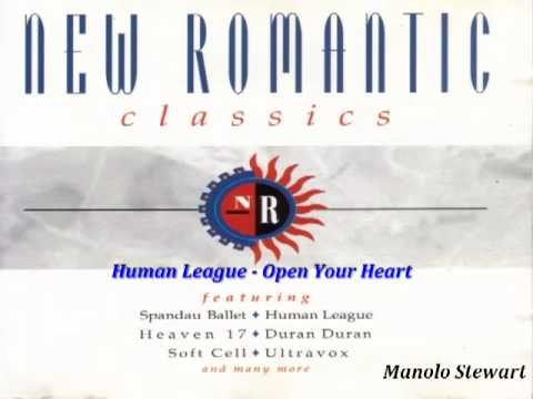 Human League - Open Your Heart. mp3
