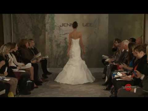 Jenny Lee - Bridal Fall 2013 Runway Couture Fashion Show