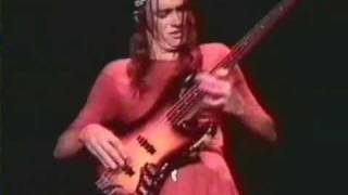 Stadhalle, Offenbach in Germany, 1978. Bass Solo by Jaco.