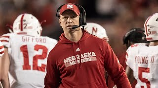 Scott Frost on Spring Football Nebraska Big Ten Football