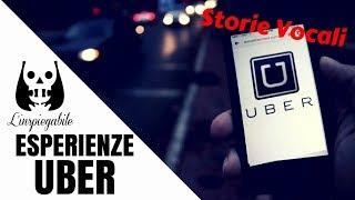 3 inquietanti esperienze vissute da autisti di Uber - Storie Vocali 3