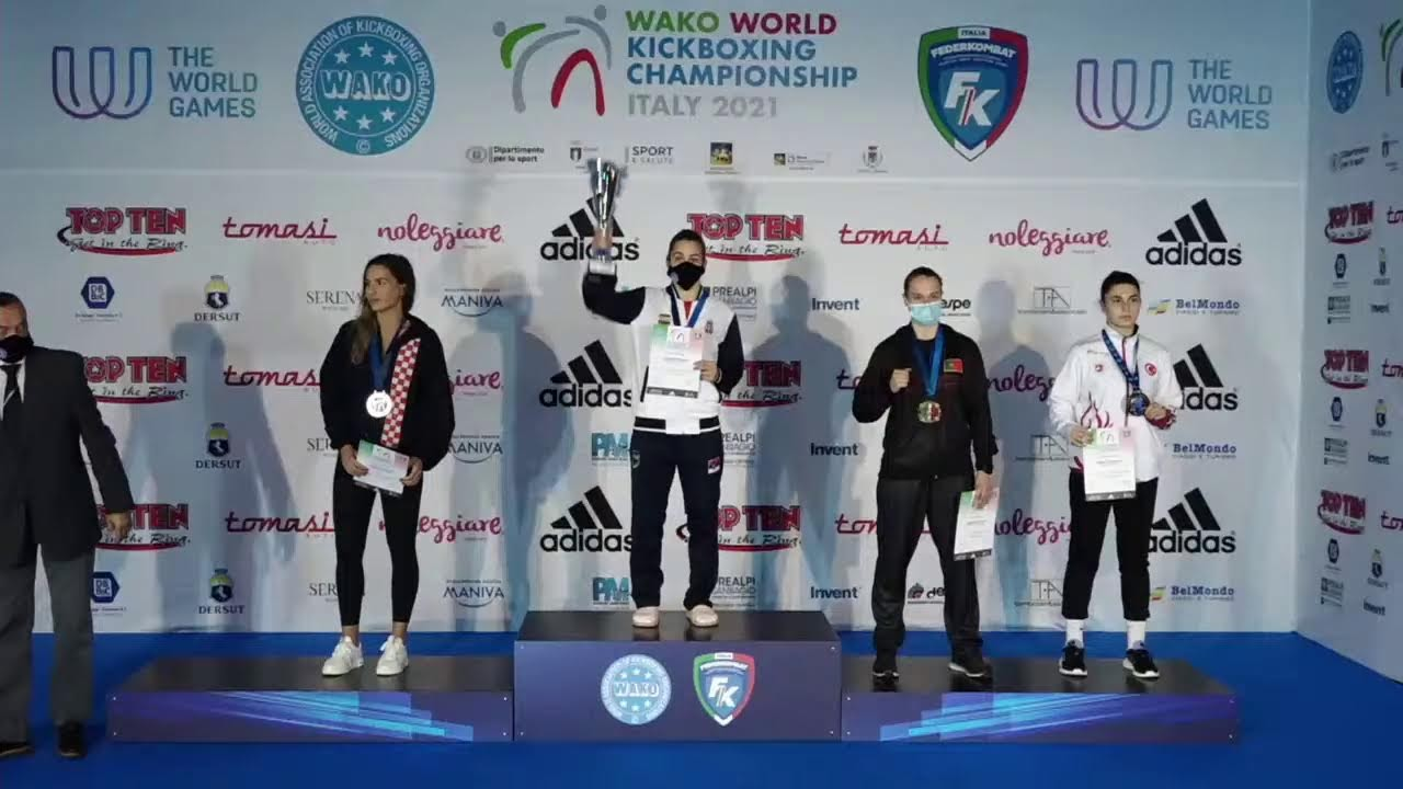 Download ~Awards Ceremony~ WAKO World Championships 22/10/21