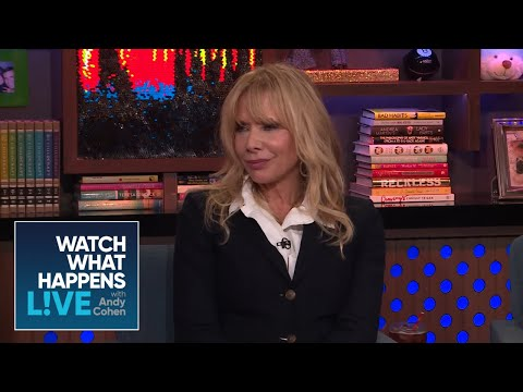 Rosanna Arquette Dishes On Madonna  WWHL