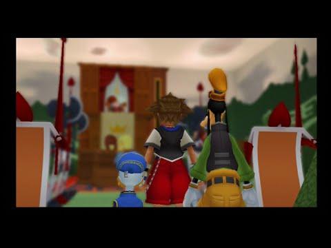Wonderland - Kingdom Hearts 1.5 HD ReMix