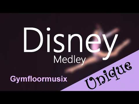Disney Medley - Gymnastic Floor Music