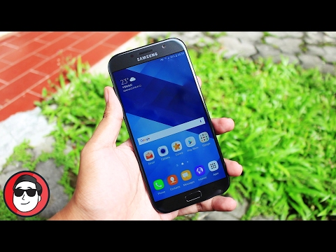 Review Samsung Galaxy A7 2017 - Rekomended???