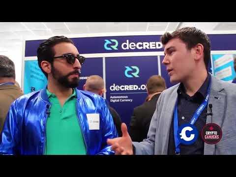 Blockchain Interviews - JZ from DECRED on Atomic Swaps
