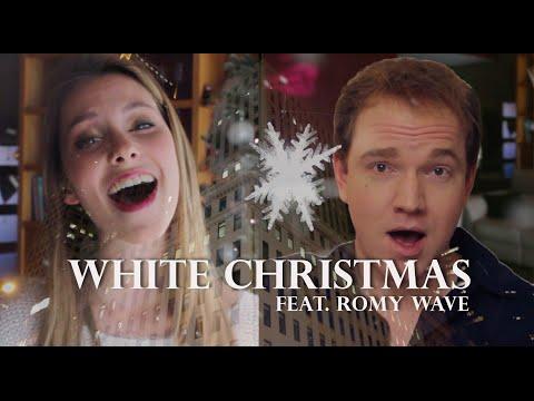 White Christmas   Jonathan Estabrooks (ft. Romy Wave)