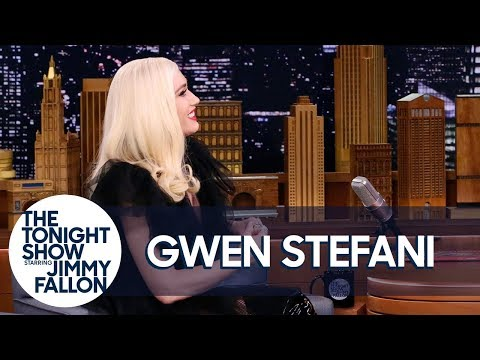 Gwen Stefani's Christmas Album Was Sorta Inspired by Blake Shelton's Wildebeests