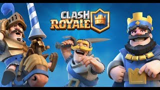 CLASH ROYALE Playing With Subs - Marklar1