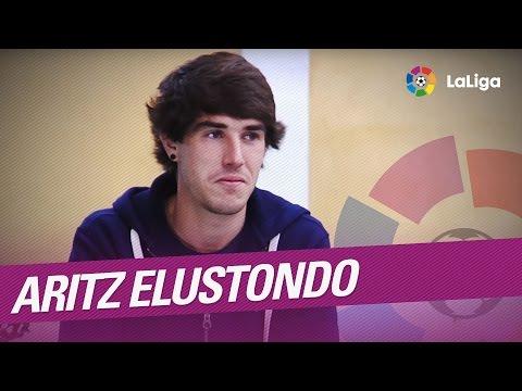 The interview: Aritz Elustondo, Real Sociedad player