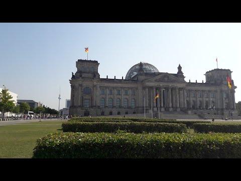 Travel in Berlin - The German Bundestag- Reichstagsgebäude ( Part 1)-phuong nguyen berlin