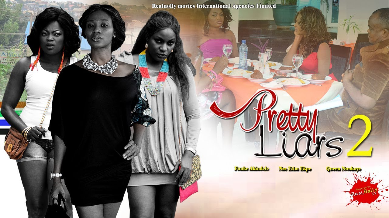 Download Pretty Liars 2 - 2014 Latest Nigerian Nollywood Movies