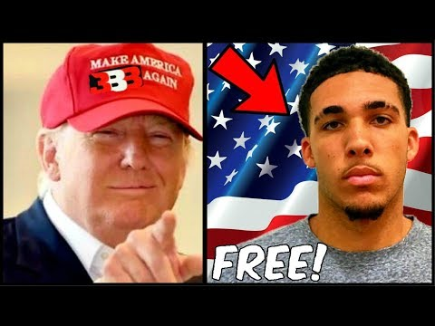 Thumbnail: LiAngelo Ball Just ESCAPED JAIL And Begged Donald Trump!! Lonzo Ball HATES LiAngelo.
