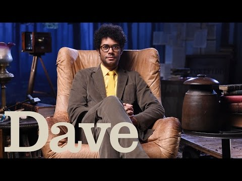 Richard Ayoade's The Frogbeast of Pontfidd   Crackanory   Dave