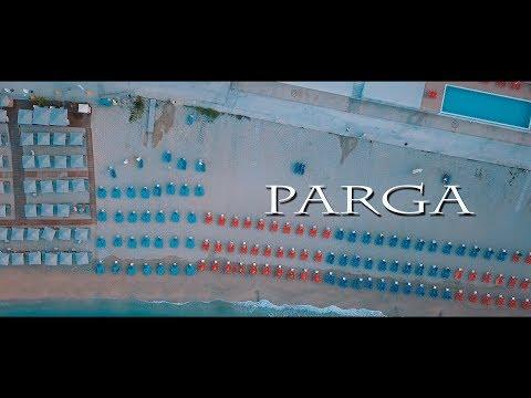 Magical Town Parga, Greece (4K)