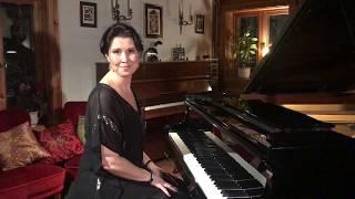 Listen To Your Heart Roxette (Piano Cover) Ulrika A. Rosén, piano.