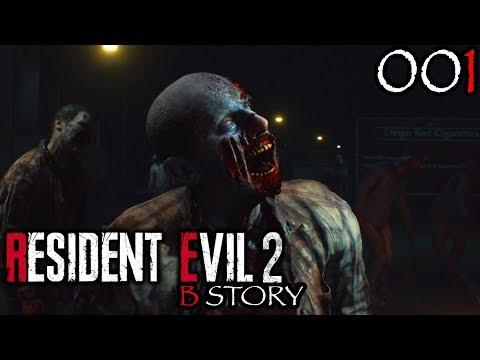 Der Horror geht Weiter ???? - Resident Evil 2 Deutsch Clair B Story