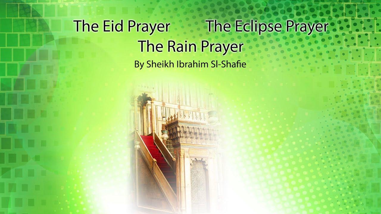 Shafii Fiqh - Prayer