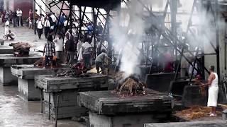 Кремация/ Катманду/ Непал