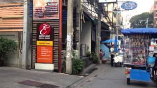 Video Tour: Soi 8 Pattaya - during the day HD