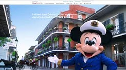 Quick Fix for Disney Cruise Line's Website to See Castaway Club Early Booking Sailings