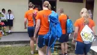 Vriendenschaar naar Ambon: KNVB Clublinking 2014