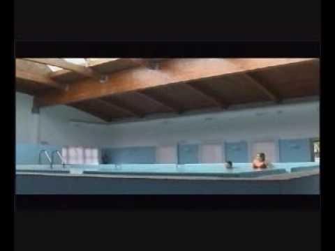 Balneario Banos De Montemayor Youtube