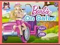 Barbie Dress Up Games - Barbie Safari Dress Up Games