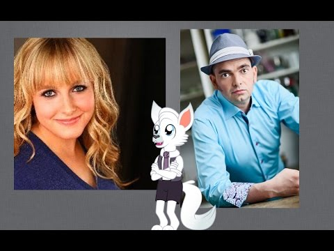 Andrea Libman and Peter New Q&A Panel at EFNW 2016