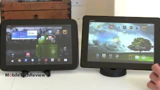 Google Nexus 10 vs Asus MeMO Pad Smart 10 Comparison Smackdown