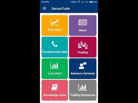 SecureTrade App