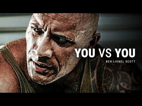 YOU VS YOU Best Motivational Video