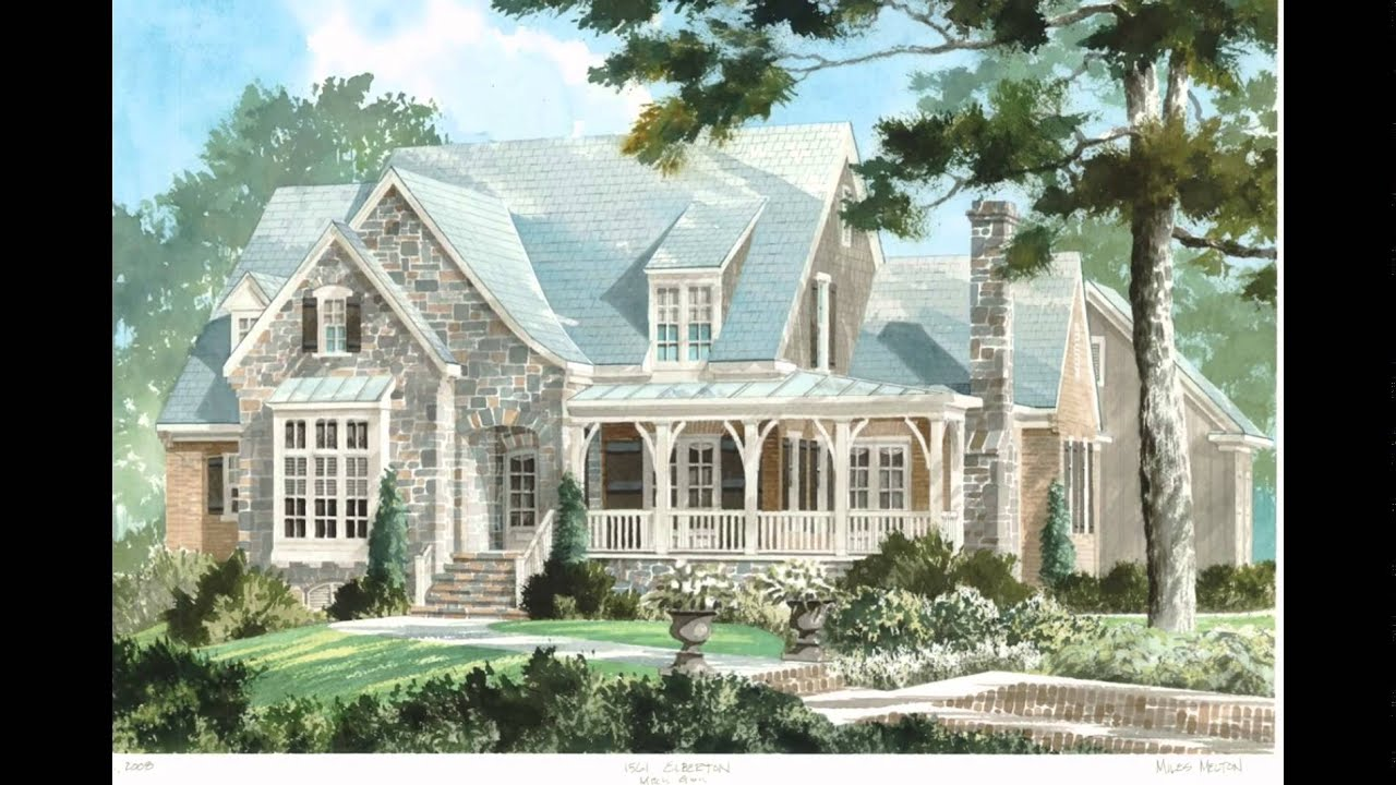 Southern Living Home Plans