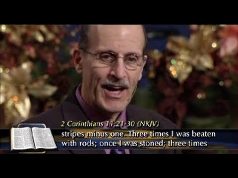 Boasting in the Cross - The Gospel in Galatians - 2011 Q4 - Lesson 14 by Pastor Doug Batchelor