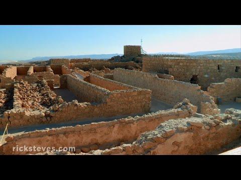 Masada, Israel: Ancient Fortress