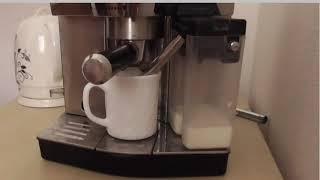 Обзор кофемашины Delonghi 850