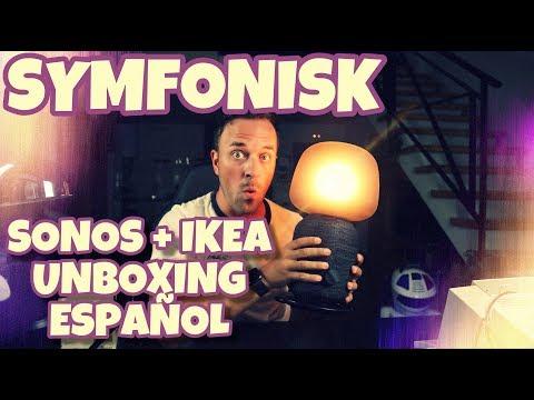 SYMFONISK SONOS + IKEA 📦 Unboxing & Review en Español