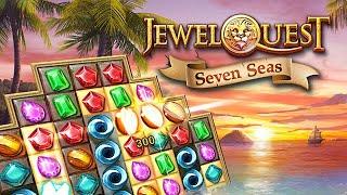 Jewel Quest: Seven Seas Trailer